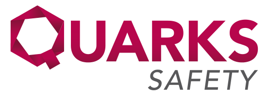 Logo Quarks Safety - Chemical Safety Day